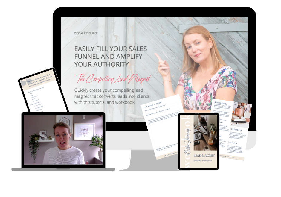 Create Your Compelling Lead Magnet